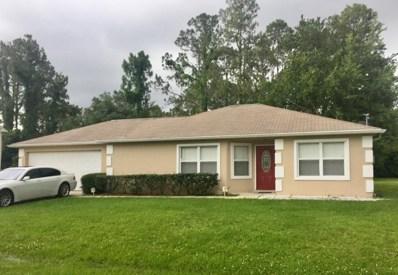 3 Bunker Knolls Lane, Palm Coast, FL 32137 - MLS#: 1043364