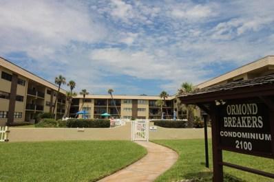 2100 Ocean Shore Boulevard UNIT 2080, Ormond Beach, FL 32176 - MLS#: 1044303
