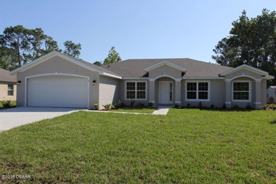 47 Lindsay Drive, Palm Coast, FL 32137 - MLS#: 1044346