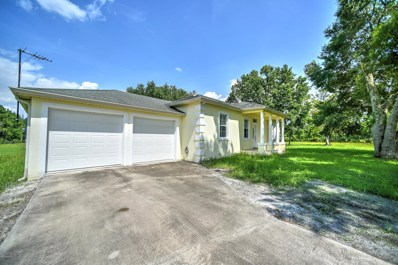 5793 Sr 11, DeLeon Springs, FL 32130 - MLS#: 1044641
