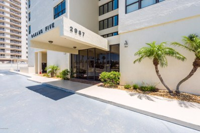 2987 S Atlantic Avenue UNIT 1806, Daytona Beach Shores, FL 32118 - MLS#: 1044807