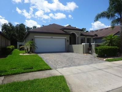 152 Campanello Court, Daytona Beach, FL 32117 - MLS#: 1044836
