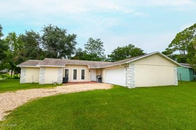 2766 Date Palm Drive, Edgewater, FL 32141 - MLS#: 1044972