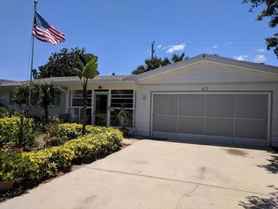42 Silk Oaks Drive, Ormond Beach, FL 32176 - MLS#: 1045281