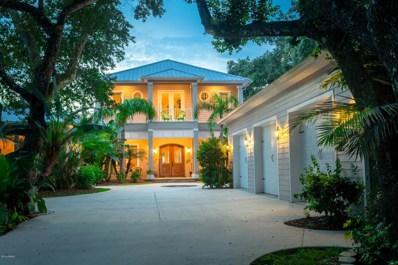 4926 Sailfish Drive, Ponce Inlet, FL 32127 - #: 1045517