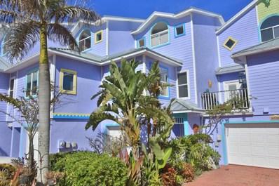 3000 Ocean Shore Boulevard UNIT 12, Ormond Beach, FL 32176 - MLS#: 1045581