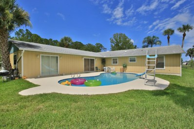 1806 Bayview Drive, New Smyrna Beach, FL 32168 - MLS#: 1045679