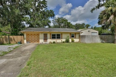 2126 Orange Tree Drive, Edgewater, FL 32141 - MLS#: 1045733