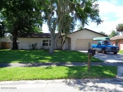 4 Lakeview Circle, Ormond Beach, FL 32174 - MLS#: 1045747