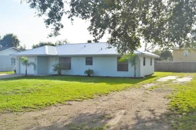 129 S Gaines Street, Oak Hill, FL 32759 - MLS#: 1046117