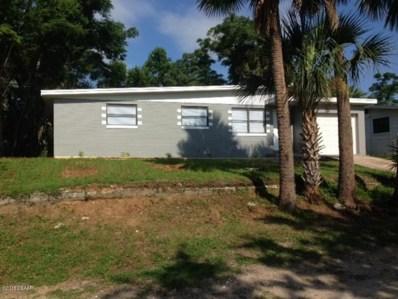 1006 Imperial Drive, Daytona Beach, FL 32117 - MLS#: 1046150