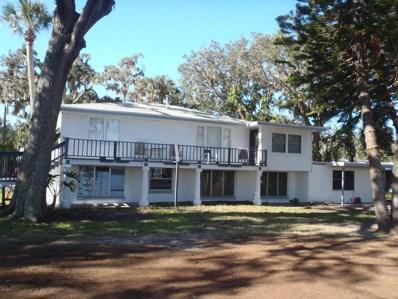 5080 Riverside Drive UNIT 1,2&3, Port Orange, FL 32127 - MLS#: 1046164