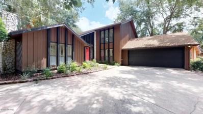 5 Fernwood Trail, Ormond Beach, FL 32174 - MLS#: 1046307
