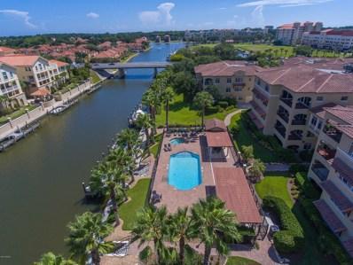 110 Club House Drive UNIT 101, Palm Coast, FL 32137 - #: 1046433