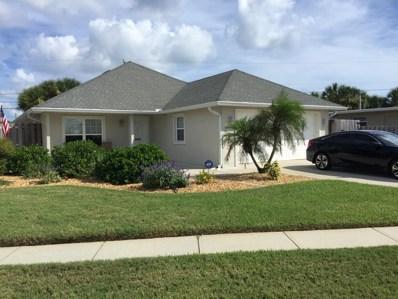 25 Seabreeze Drive, Ormond Beach, FL 32176 - #: 1046641