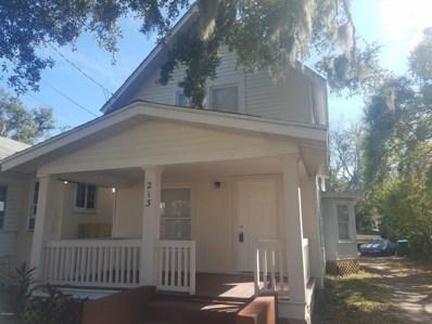213 Loomis Avenue, Daytona Beach, FL 32114 - MLS#: 1046792