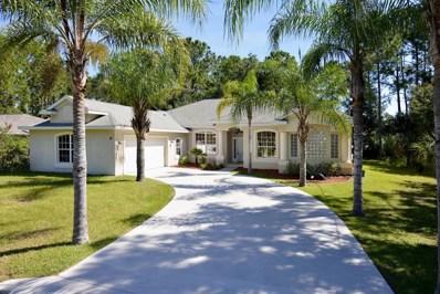 9 Pine Cedar Drive, Palm Coast, FL 32164 - MLS#: 1046810