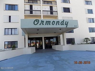 1513 Ocean Shore Boulevard UNIT 1I, Ormond Beach, FL 32176 - MLS#: 1047051