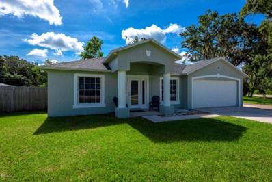 2603 Kumquat Drive, Edgewater, FL 32141 - MLS#: 1047150
