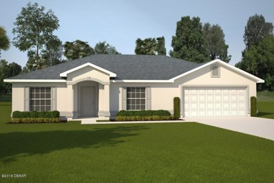14 Round Mill Lane, Palm Coast, FL 32164 - MLS#: 1047257