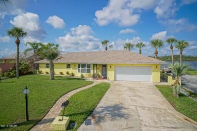722 Palm Cir Drive, Port Orange, FL 32127 - MLS#: 1047281