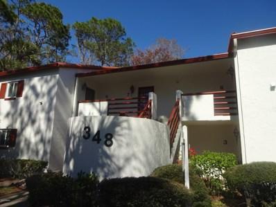 348 Bob White Court UNIT 7, Daytona Beach, FL 32119 - #: 1047305