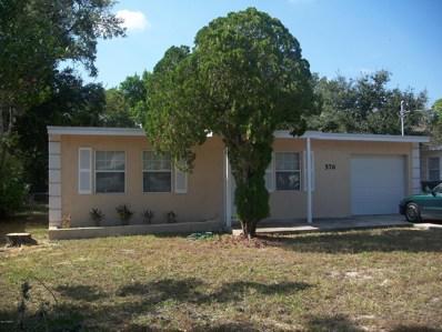 576 Berkshire Road, Daytona Beach, FL 32114 - MLS#: 1047429