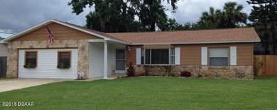 5 Lakeview Circle, Ormond Beach, FL 32174 - MLS#: 1047480
