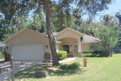 41 Wild Cat Lane, Ormond Beach, FL 32174 - MLS#: 1047534