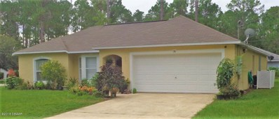 30 Ryall Lane, Palm Coast, FL 32164 - MLS#: 1047722