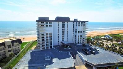1575 Ocean Shore Boulevard UNIT 603, Ormond Beach, FL 32176 - MLS#: 1047800