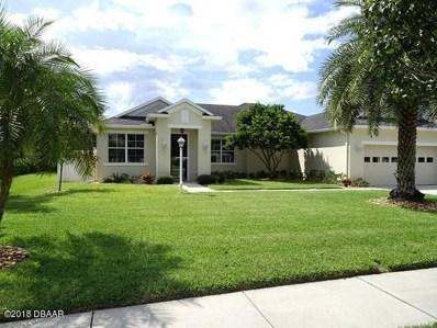 730 Grape Ivy Lane, New Smyrna Beach, FL 32168 - MLS#: 1047967
