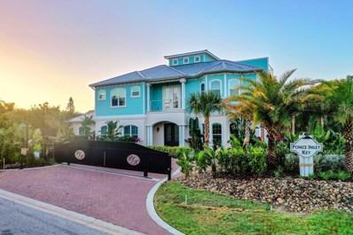 41 Ponce Inlet Key Lane, Ponce Inlet, FL 32127 - MLS#: 1047979