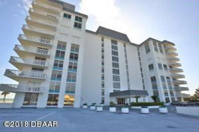 1575 Ocean Shore Boulevard UNIT 606, Ormond Beach, FL 32176 - MLS#: 1048020