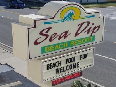 1233 S Atlantic Avenue UNIT 2250, Daytona Beach, FL 32118 - MLS#: 1048210