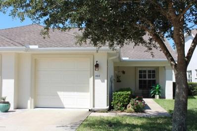 1403 Coconut Palm Circle, Port Orange, FL 32128 - MLS#: 1048262