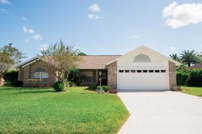 81 Carriage Creek Way, Ormond Beach, FL 32174 - MLS#: 1048911