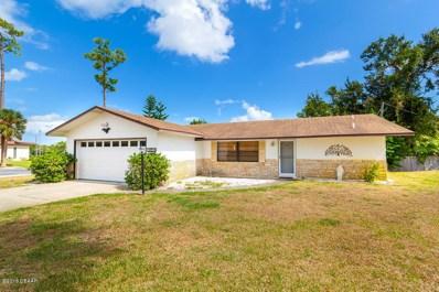 4843 Orange Avenue, Port Orange, FL 32127 - MLS#: 1048974