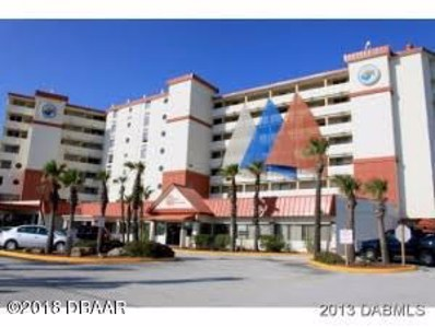 701 S Atlantic Avenue UNIT 506, Daytona Beach, FL 32118 - MLS#: 1048998