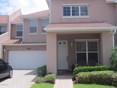 3592 Casalta Circle, New Smyrna Beach, FL 32168 - MLS#: 1049002