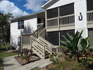 1600 Big Tree Road UNIT U5, South Daytona, FL 32119 - MLS#: 1049301