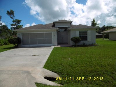 45 Rolling Fern Drive, Palm Coast, FL 32164 - MLS#: 1049477