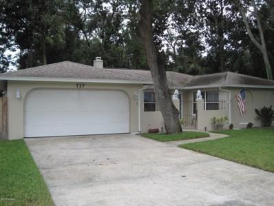 717 W Lindenwood Circle, Ormond Beach, FL 32174 - #: 1049623