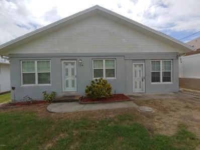 124 Lindley Road, Daytona Beach, FL 32118 - MLS#: 1049645