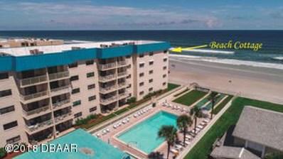 4201 S Atlantic Avenue UNIT 509, New Smyrna Beach, FL 32169 - #: 1049647