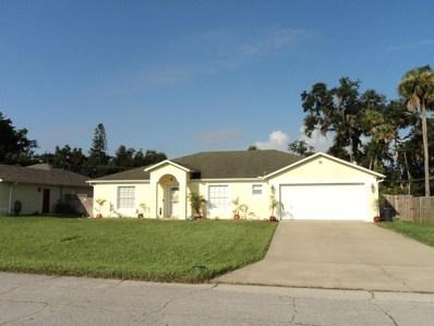 2912 Kumquat Drive, Edgewater, FL 32141 - MLS#: 1049713