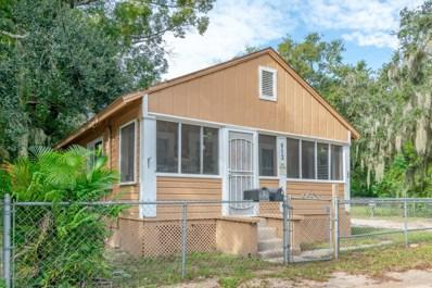 612 N Duss Street, New Smyrna Beach, FL 32168 - MLS#: 1049764