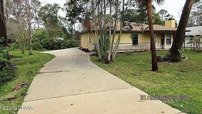 28 General Doolittle Road, Daytona Beach, FL 32124 - MLS#: 1049917
