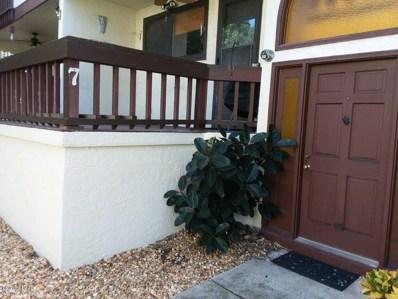 437 N Halifax Avenue UNIT 7, Daytona Beach, FL 32118 - #: 1049965