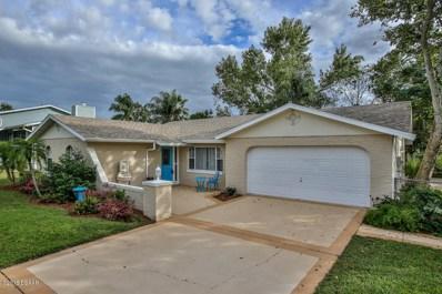 217 Georgetowne Boulevard, Daytona Beach, FL 32119 - MLS#: 1050015